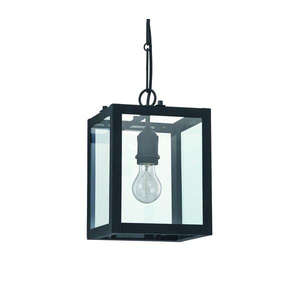 Závěsné světlo Lantern inBlack