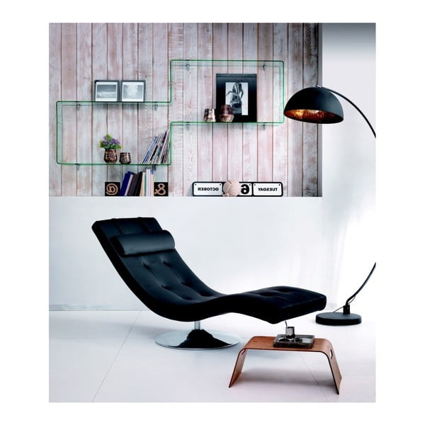 Černá lenoška Design Twist Nanjing