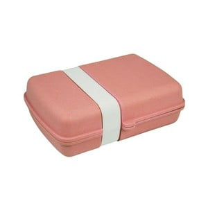 Svačinový box Zuperzozial, růžový