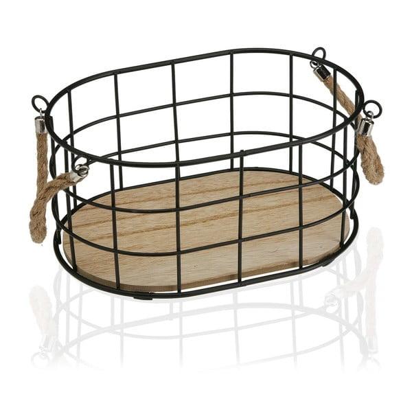 Oválný košík Versa Ovalada Pequa, šířka 23,5cm