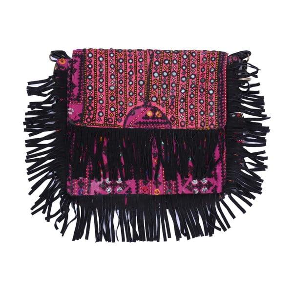 Ručně šitá taška Bolso Flecos