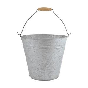 Kovový zahradní kyblík Esschert Design, 9,5 l