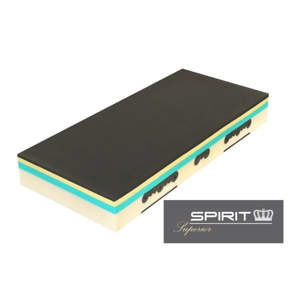 Matrace SPIRIT Superior Visco 28, 140 x 200 cm