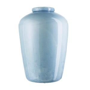 Světle modrá váza A Simple Mess Folk