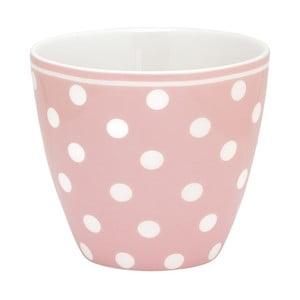 Cană Green Gate Latte Naomi Pink, 0,3 l, roz