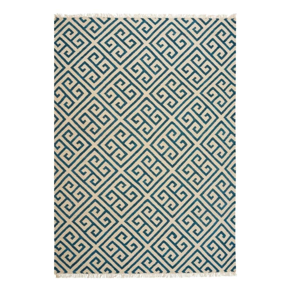 Ručně tkaný vlněný koberec Linie Design Parly, 170 x 240 cm