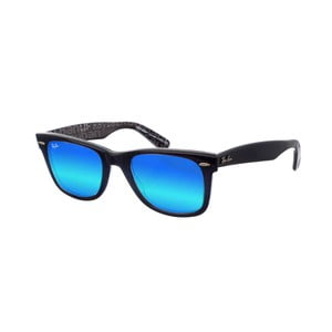 Ochelari de soare  Ray-Ban Wayfarer Pixel Dark Blue