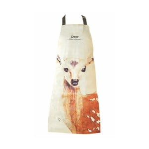 Zástěra z čisté bavlny Gift Republic Wild Animals Deer