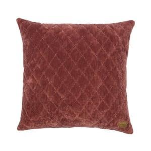 Tmavě červený polštář De Eekhoorn Cuddle