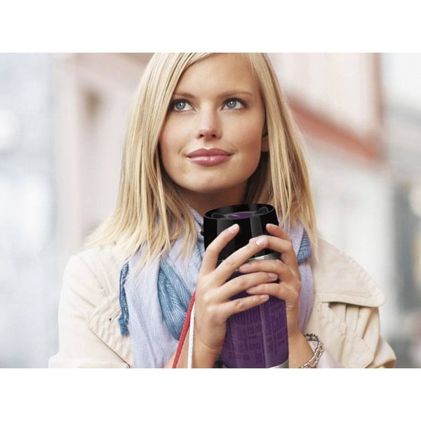 Cestovní termohrnek Mug Handle Blackberry