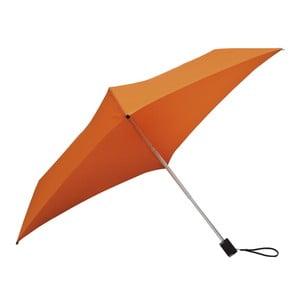 Čtvercový deštník Orange