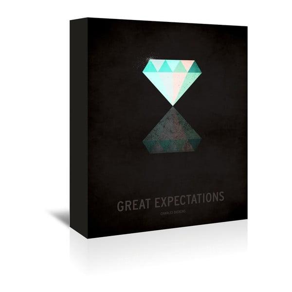 Obraz na plátně Great Expectations od Christiana Jacksona