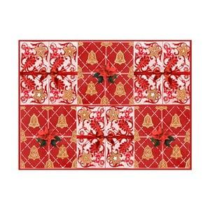 Sada 2 obdélníkových prostírání Crido Consulting Christmas in a Nutshell, 40 x 30 cm