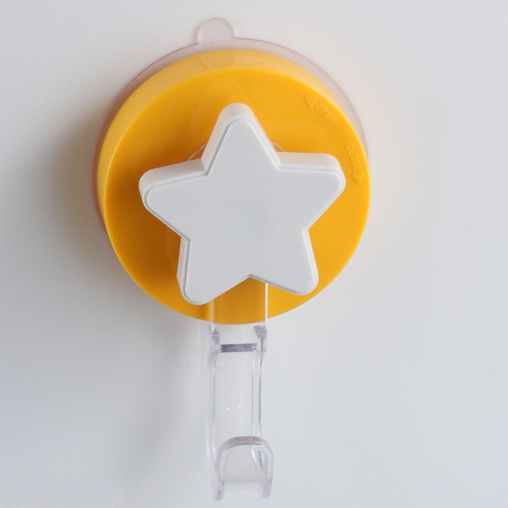 Žlutý háček bez nutnosti vrtání ZOSO Star