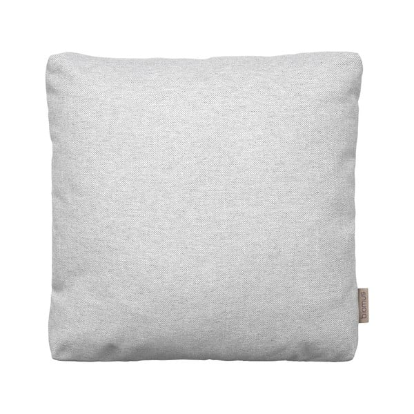 Jasnoszara bawełniana poszewka na poduszkę Blomus, 45x45cm