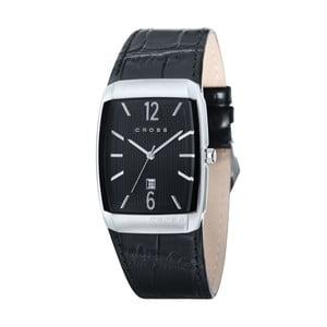 Pánské hodinky Cross Arial Barrel Black, 32.5 mm