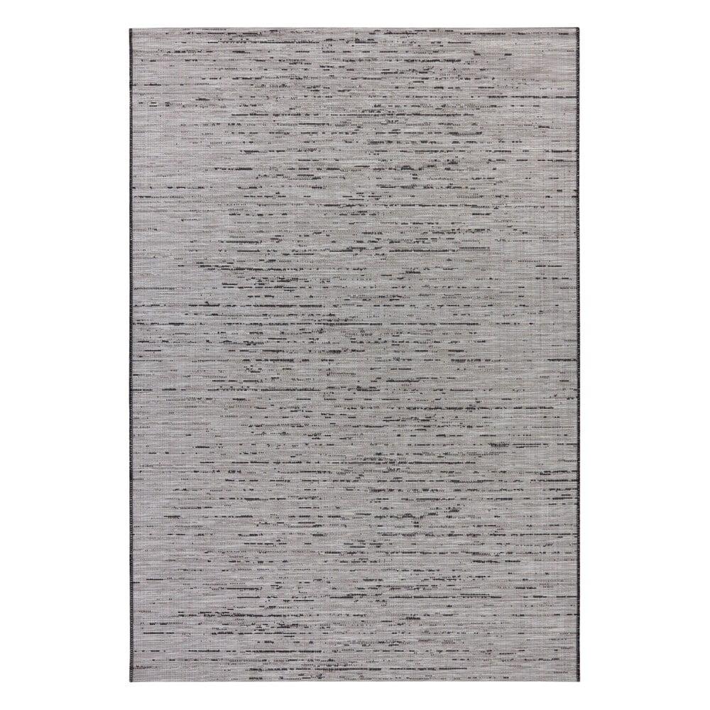 Produktové foto Šedý koberec vhodný do exteriéru Elle Decor Curious Laval, 115 x 170 cm