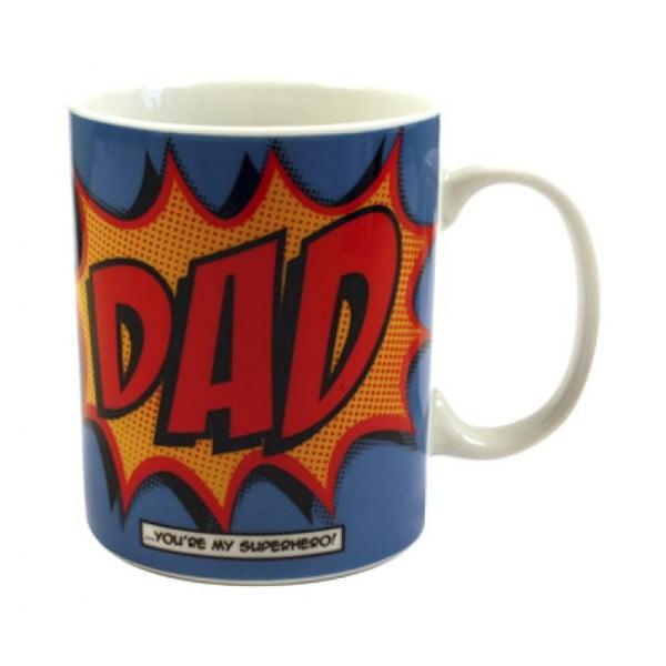 Komiksový hrnek Dad