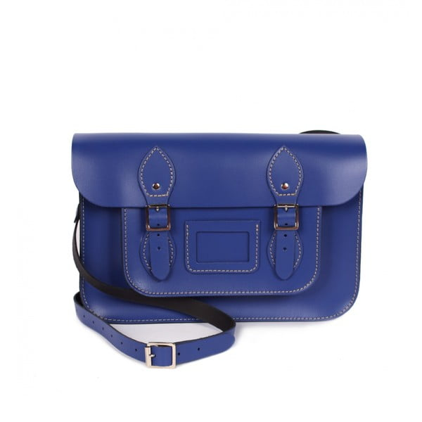 "Kabelka Satchel 12,5"", Electric Blue"