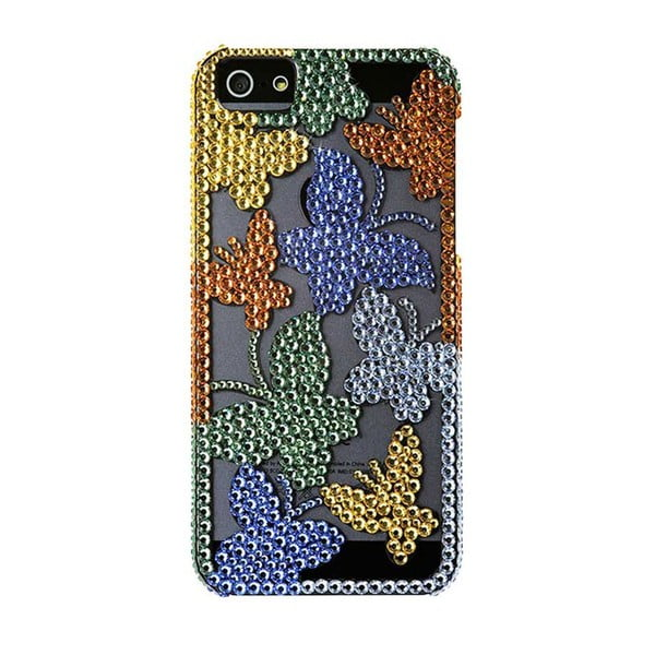 Obal na iPhone5/5S Butterfly