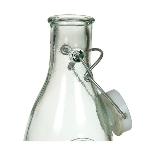 Carafă din sticlă cu capac Santiago Pons Authenthic, înălțime 28 cm