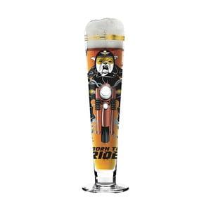 Set sklenice na pivo a 5 podtácků Ritzenhoff Shari Warren