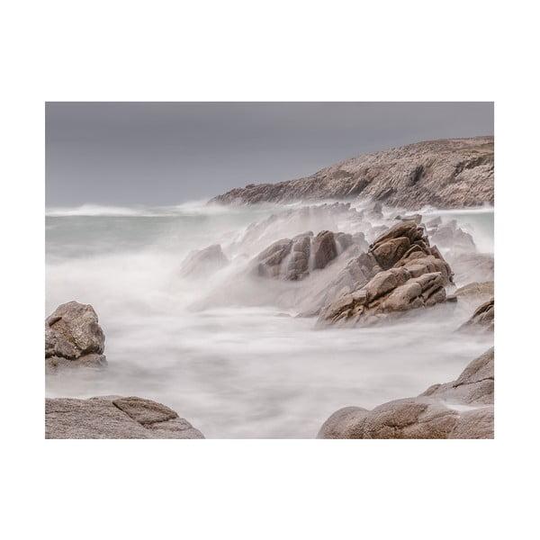 Skleněný obraz Troubled Waters 60x80 cm