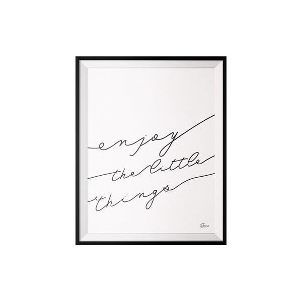 Plakát Enjoy, 50x70 cm