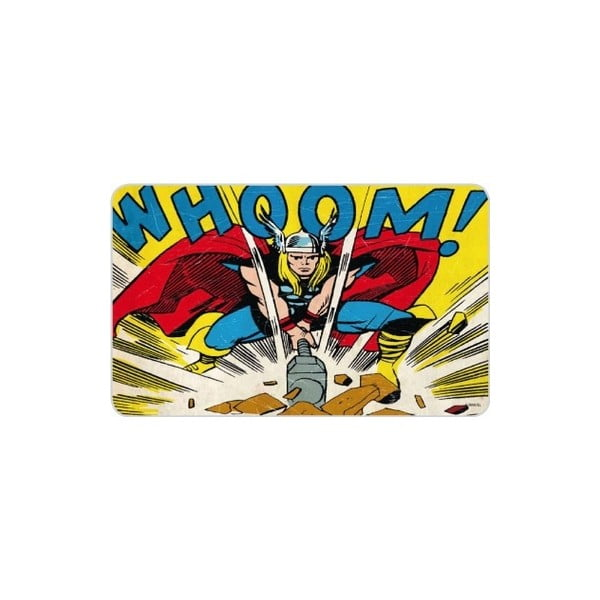 Set 2 melaminových prostírání Thor