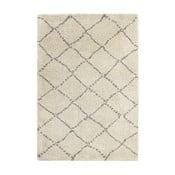 Šedo-krémový koberec Think Rugs Royal Nomadic Cream & Grey, 120 x 170 cm