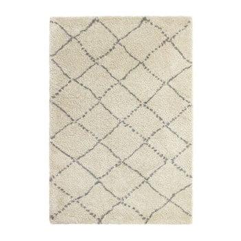 Covor Think Rugs Royal Nomadic Cream & Grey, 120 x 170 cm, gri – crem de la Think Rugs