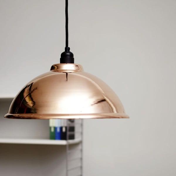 Stropní svítidlo Globe Cooper/Black