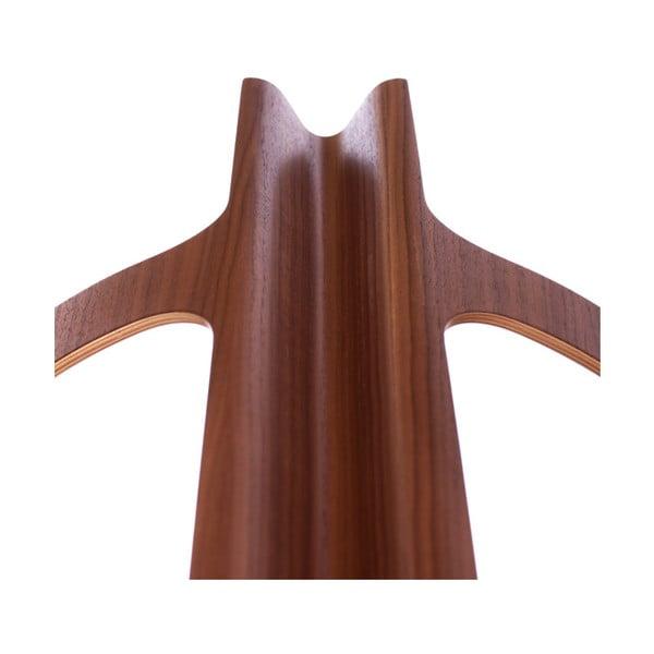 Barová židle Bloom 66 cm, ořech