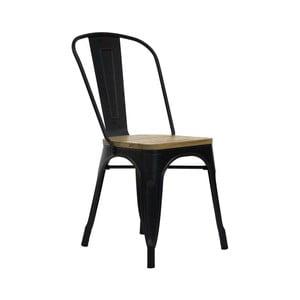 Sada 2 jídelních židlí z borovicového dřeva Red Cartel Tucker