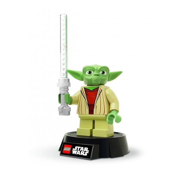 Stolní lampa LEGO Star Wars Yoda