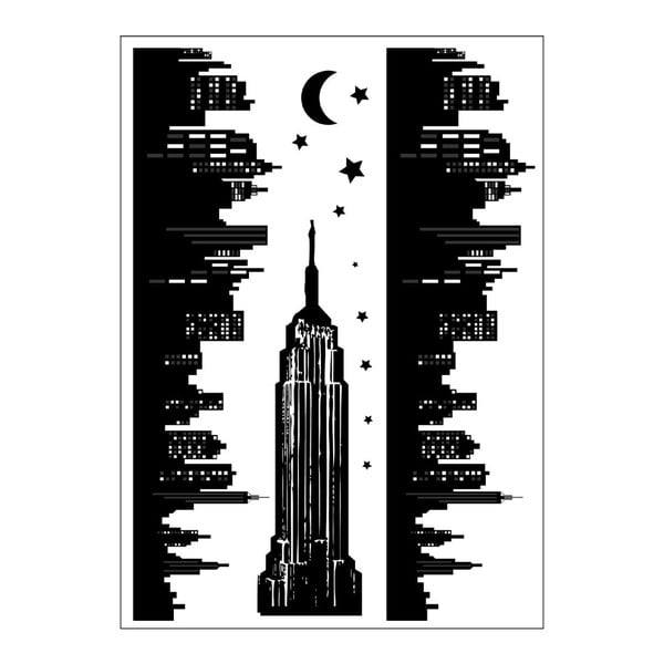 Samolepky New York