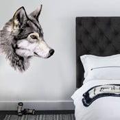 Samolepka Wolf, 70x50 cm