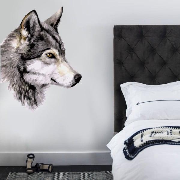 Samolepka na stěnu Wolf