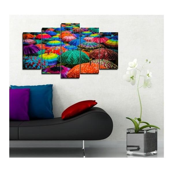 Vícedílný obraz 3D Art Mento, 102x60cm