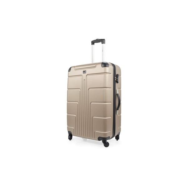 Sada 3 béžových kufrů na kolečkách BlueStarOttawa