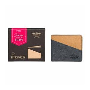 Peněženka z recyklované kůže Gentlemen's Hardware Bi-Fold