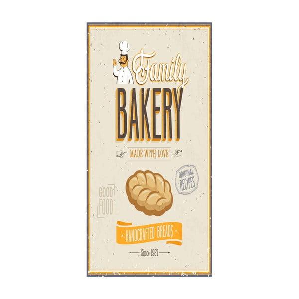 Koberec z vinylu Cocina Family Bakery, 50x100 cm