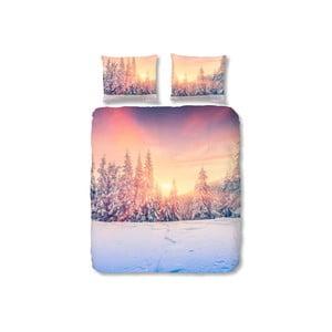 Povlečení na dvoulůžko Muller Textiels Snow, 200 x 200 cm