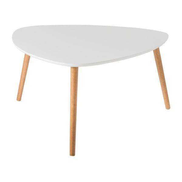 Bílý konferenční stolek Nomad