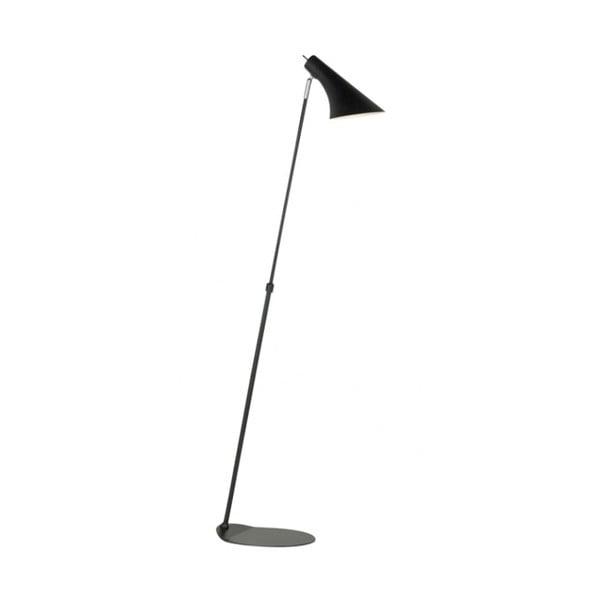 Černá Stojací lampa Nordlux Vanila