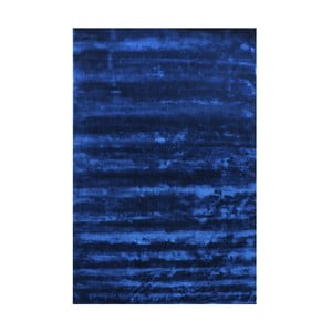 Ručně vyráběný koberec The Rug Republic Aurum Navy, 160 x 230 cm