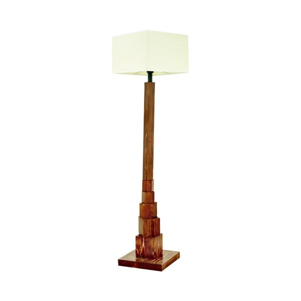 Lampadar din lemn de carpen Eyfel