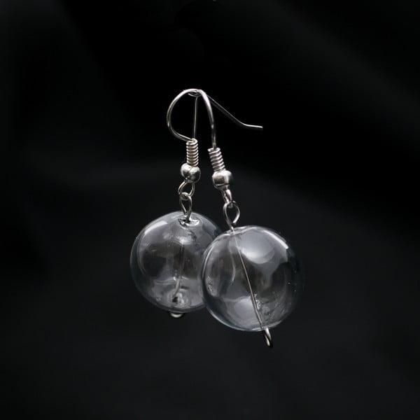 Crystal üveg fülbevaló - Ko-ra-le