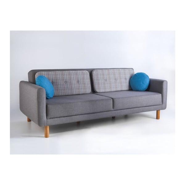 Rozkládací sofa Bubi Grey