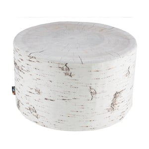 Puf MeroWings Birch Heavyweight Ø 60 cm